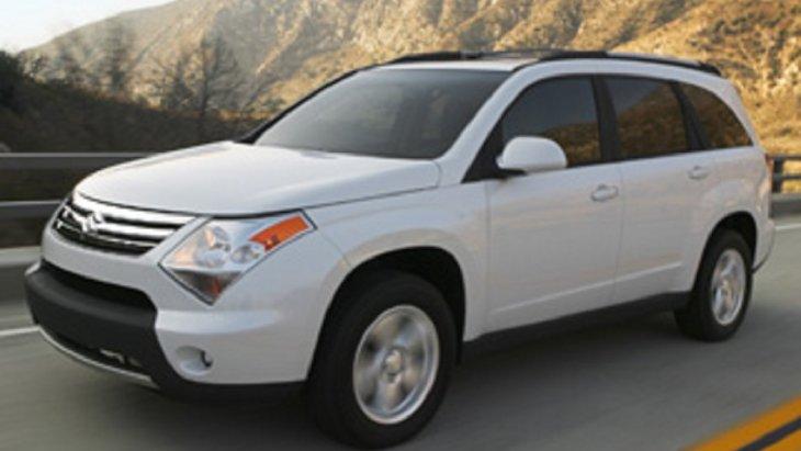 ปี 2006  SUZUKI  XL7 รถ SUV 7 ที่นั่ง มาพร้อมกับเครื่องยนต์ V6 ขนาด 3.6 ลิตร