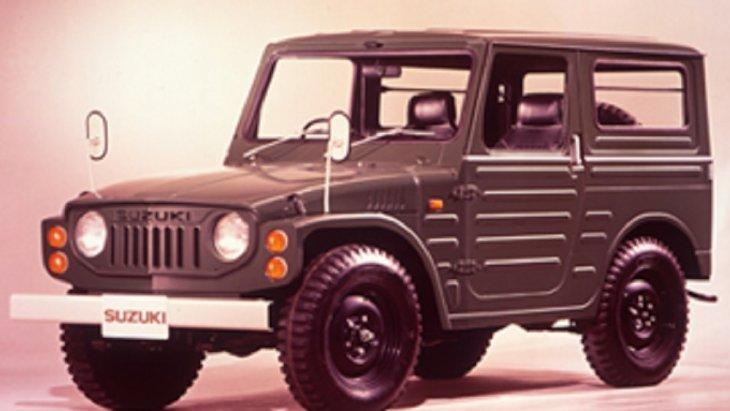 ปี 1975 SUZUKI LJ50 ตัวรถมีขนาดเล็กแต่มีถังขนาด 550 ซีซี ที่ได้ถูกส่งออกไปจำหน่ายในประเทศออสเตรเลีย
