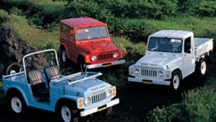ปี 1977 SUZUKI LJ80 มียอดขายดีมากในประเทศออสเตรเลียในปี 1978 และต่อมาก็ได้มีการส่งออกไปจำหน่ายในประเทศเนเธอร์แลนด์