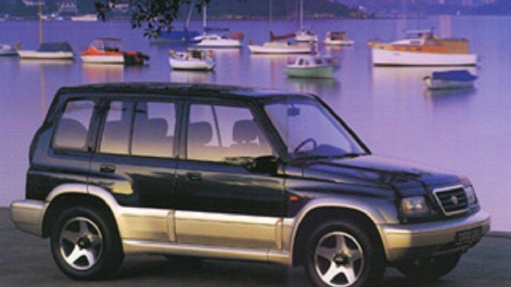 ปี 1997 SUZUKI Vitara ถือว่าเป็นรุ่นที่ได้รับการพัฒนามาอย่างสมบูรณ์แบบที่สุด
