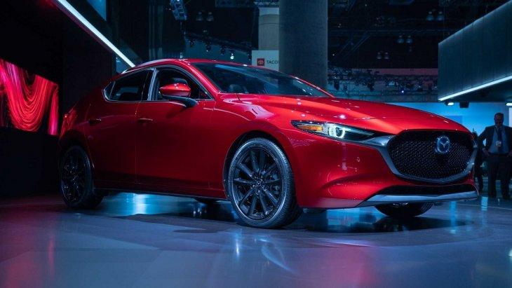 Mazda 3 2019 ใหม่ ใช้แพลตฟอร์มใหม่ภายใต้เทคโนโลยี SKYACTIV-Vehicle Architecture