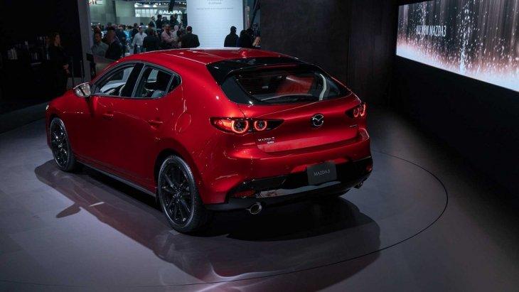 ที่งาน Los Angeles Auto Show 2018 ที่สหรัฐอเมริกา