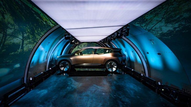 รถตัว Production ประมาณปี 2020 โดยจะมีการดีไซน์ Platform ใหม่ออกมาเตรียมไว้