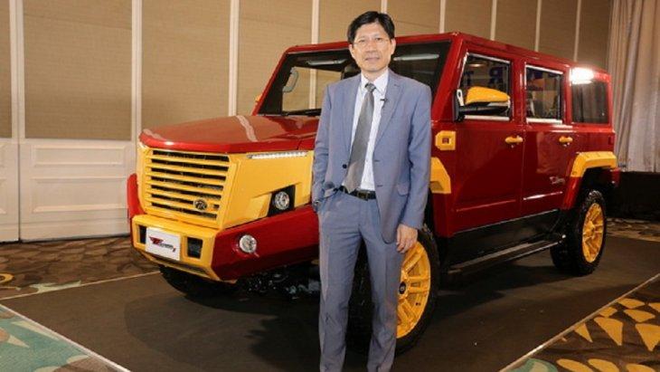 ไทยรุ่งฯ ผู้นำด้านการออกแบบและผลิตรถยนต์อเนกประสงค์ ยอดยนตรกรรมของไทยมากว่า 49 ปี
