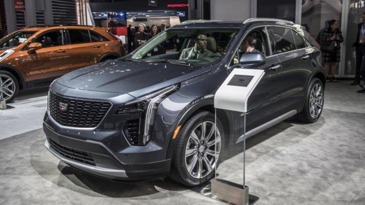 ที่สุดของความแข็งแกร่งและทนทาน ด้วย 2019 Cadillac XT4