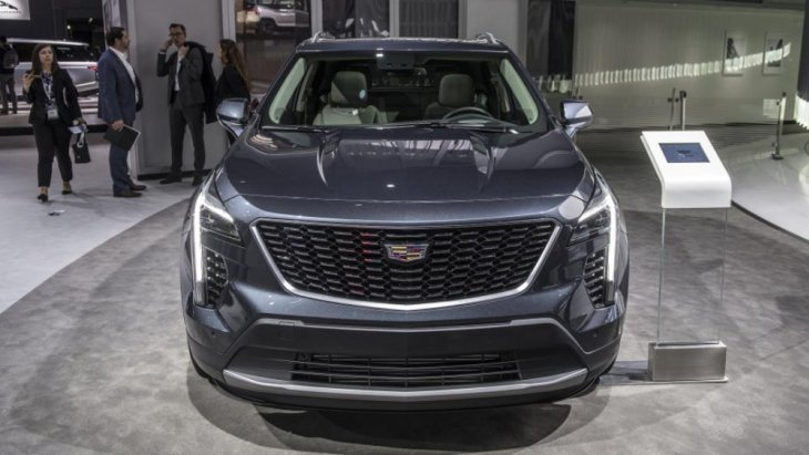การออกแบบที่เรียบหรู ดูมีสไตล์ของ 2019 Cadillac XT4