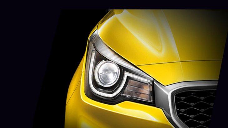 ไฟหน้าแบบ Projector พร้อมไฟ DRL บ่งบอกความแตกต่างเด่นชัดกว่าใคร โดย New MG3 ราคาขายเริ่มต้นที่ 519,000 บาท