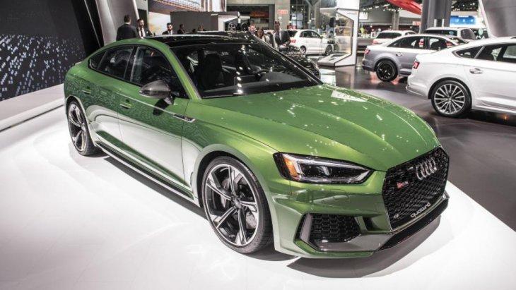 Audi RS5 Sportbackน้องใหม่สายพันธ์ RS แห่งแผนก Audi Sport ที่เตรียมเผยโฉมแล้ว