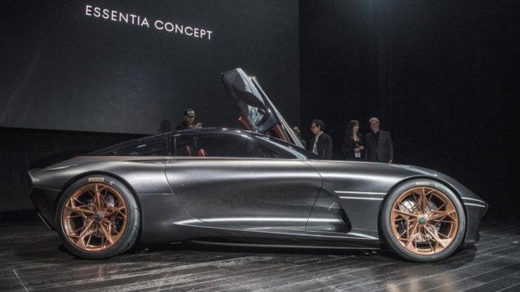 """ซึ่ง Erwin Raphael ได้ให้สัมภาษณ์กับ Motor Trend ว่า """"เรามีความมุ่งมั่นและตั้งใจอย่างมากต่อ Essentia และเราคิดว่าจะทำมันออกมาได้ดี"""""""
