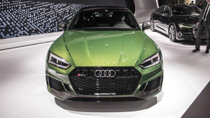 """Audi RS5 Sportback ถือเป็นความสมดุลย์ระหว่าง """"ดีไซน์ และสมรรถนะ"""" ก็ไม่ผิดนัก"""