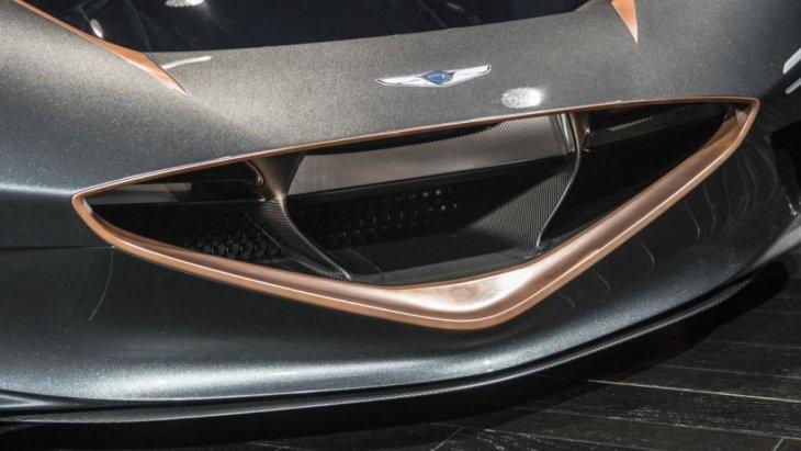 แน่นอนว่า Genesis Essentia จะถือเป็นรถรุ่นหนึ่งที่มีราคาแพงที่สุดนับตั้งแต่ทางค่ายสร้างมาเลย