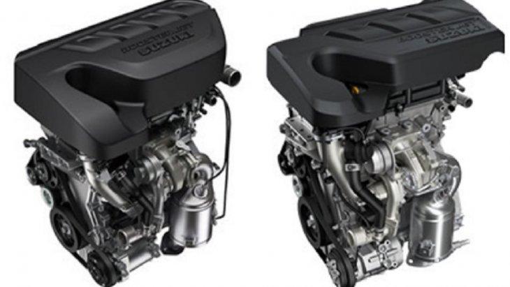 SUZUKI SX4 S- CROSS มาพร้อมกับเครื่องยนต์ Boosterjet 1.4 และ Boosterjet 1.0 เทคโนโลยีการขับเคลื่อน 4 ล้อ