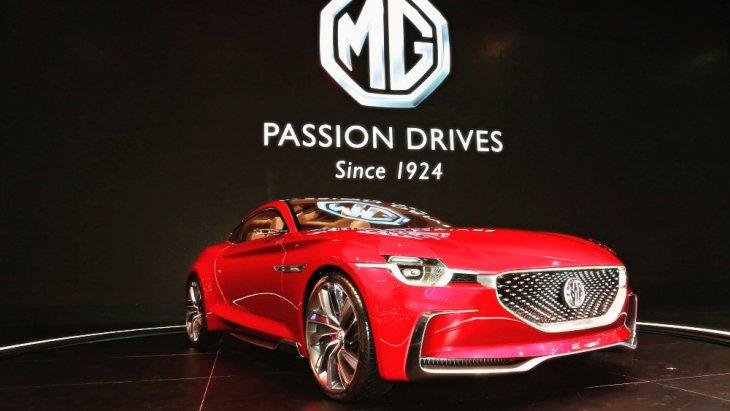 """MG  โชว์ความล้ำสมัยของยนตกรรมเพื่ออนาคตพร้อมเปิดตัว New MG 3 Limited Edition ในงาน """"Motor Expo 2018 ครั้งที่ 35"""""""
