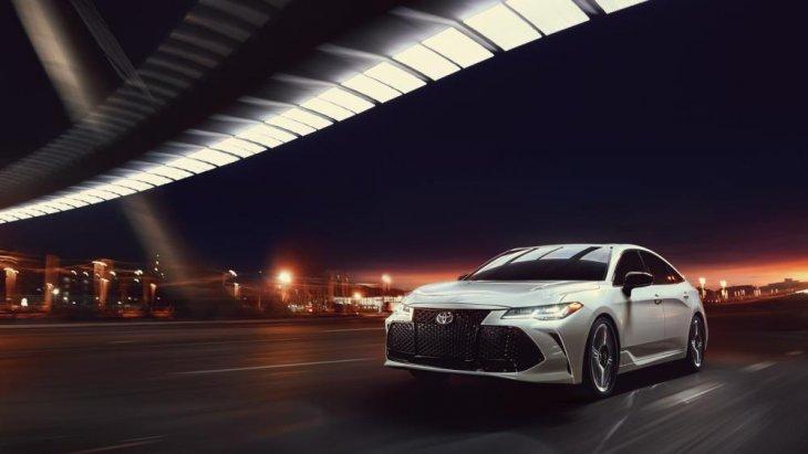 Toyota สหรัฐอเมริกาเปิดตัว Toyota Avalon 2019 ใหม่ ที่งานดีทรอยต์ ออโต้ โชว์ 2018