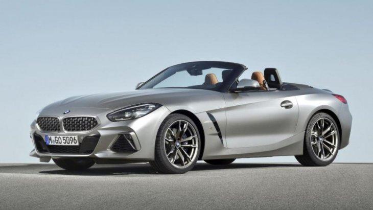 BMW Z4 sDrive20i 2019 ใหม่ จะถูกติดตั้งเครื่องยนต์เบนซิน 4 สูบ TwinPower Turbo