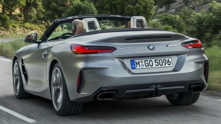 BMW Z4 ใหม่ มาพร้อมไฟหน้าแบบ LED เป็นอุปกรณ์มาตรฐาน พร้อมไฟท้ายแบบ LED ดีไซน์โฉบเฉี่ยว