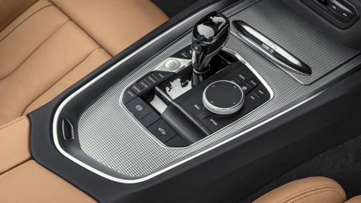 ระบบเกียร์ของ BMW Z4 2019