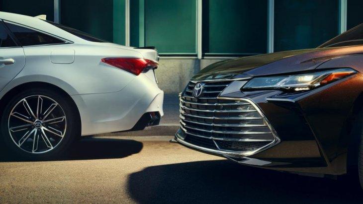 Toyota Avalon 2019 โฉมใหม่ เจเนอเรชั่นที่ 5 นี้ ได้รับการออกแบบโดยสตูดิโอในสหรัฐฯ บนแพลตฟอร์มใหม่ TNGA