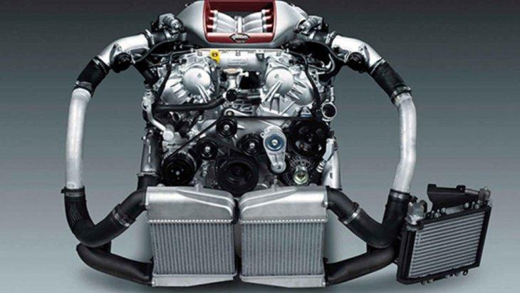 ขุมพลัง Nissan GT-R 2019 Special-Edition ยังคงใช้เครื่องยนต์ วี 6 สูบ เทอร์โบคู่ รหัส VR38DETT ให้กำลังสูงสุด 570 แรงม้า ที่ 6,800 รอบ/นาที และแรงบิดสูงสุด 637 นิวตันเมตรที่ 3,300-5,800 รอบ/นาที จับคู่กับเกียร์คลัตช์คู่ 6 สปีดพร้อมระบบขับเคลื่อน 4ล้อ