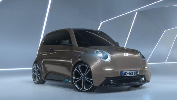 e.Go Life เป็นรถยนต์ไฟฟ้าขนาดเล็กสำหรับใช้งานในเมืองเป็นหลัก