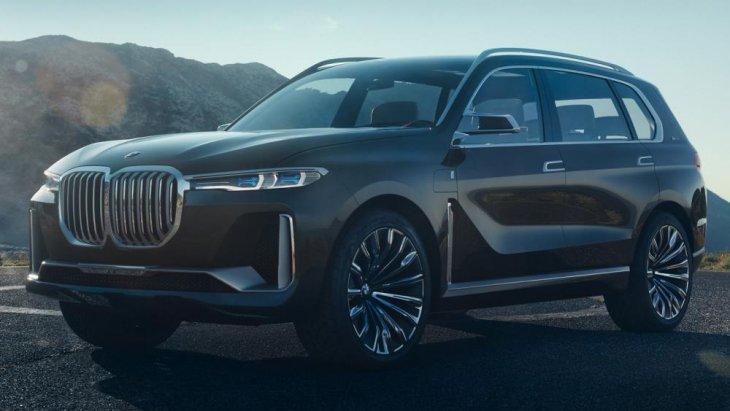 BMW X7 2019 ใหม่ เอสยูวีสุดหรูรุ่นใหญ่สุดของค่ายใบพัดสีฟ้า ถูกเผยโฉมอย่างเป็นทางการแล้ว