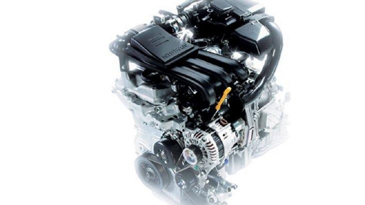 Nissan Almera 2018-2019  มาพ้อมกับเครื่องยนต์  HR12DE 3 สูบ ขนาด 1,198 ซีซี 79 แรงม้า