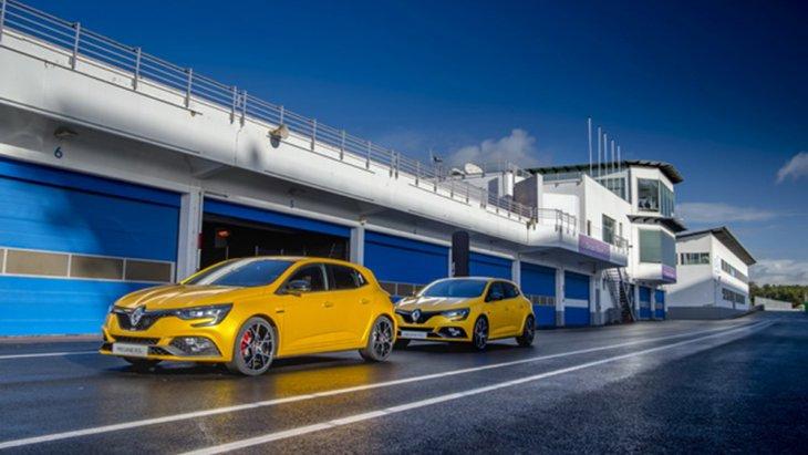 Renault Megane RS Trophy 2019 นั้นจะเริ่มต้นราคาขายที่ 31,810 ปอนด์โดยประมาณ