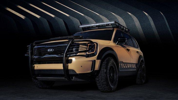 รถขนาดใหญ่อย่าง Telluride Model 2020 รุ่นใหม่ล่าสุดนี้นั้นจะมาพร้อมกับคุณภาพขนาดใหญ่