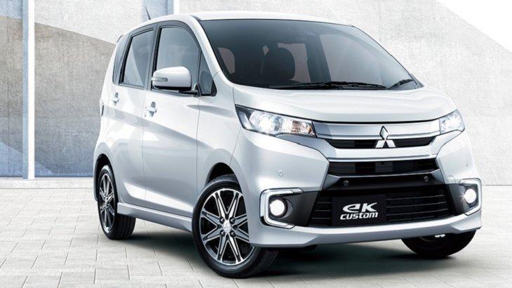 ราคา MITSUBISHI eK CUSTOM 2019 รุ่น 2WD 1,594,080 เยน และรุ่น 4WD 1,701,000 เยน สามารถศึกษาข้อมูลเพิ่มเติมได้ที่ https://www.mitsubishi-motors.co.jp/lineup/ek_custom