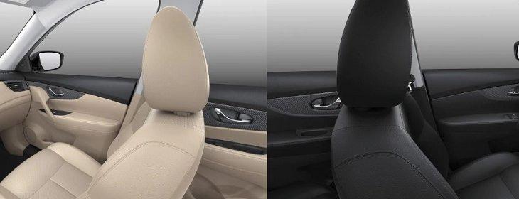 เบาะนั่งผู้โดยสารด้านหน้าสามารถปรับได้ 4 ทิศทาง และทำงานด้วยระบบ  Nissan Intelligent Key® ที่ช่วยจดจำข้อมูลของผู้ขับขี่