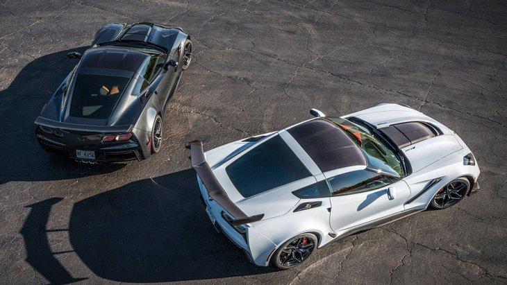 """ซึ่งรถสปอร์ตอย่าง """"Corvette Model 2019"""" ทีมงานของ Chevrolet เองจะเปิดตัวผ่านตัวแทนจำหน่ายในประเทศสหรัฐอเมริกาเองแล้ว"""