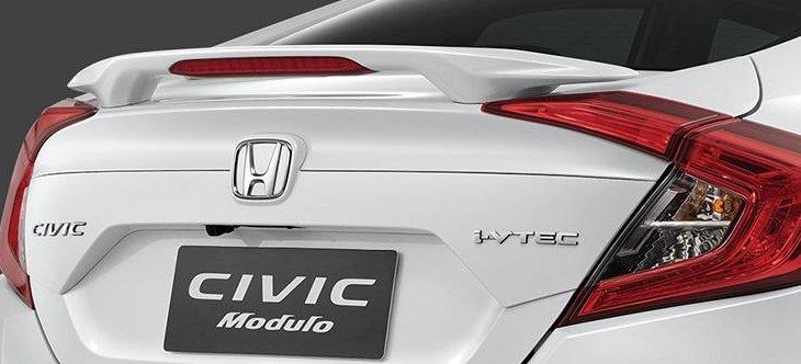 ฮอนด้าประเทศไทยปล่อยชุดแต่ง Modulo สำหรับ Honda Civic 2019 ไมเนอร์เชนจ์ใหม่