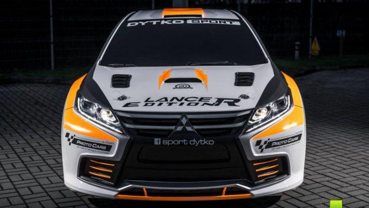 Mitsubishi Lancer Edition R 2019 จากสำนักแต่ง Dytko Sport