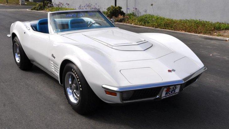Chevrolet Corvette เป็นรถสปอร์ตที่ผลิตโดยเชฟโรเลตในปี 1968 จนถึงปี 1982