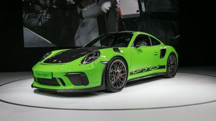 Porsche 911 GT3 RS มาพร้อมเครื่องยนต์ 6 สูบนอน ความจุ 4.0 ลิตร ไม่มีระบบอัดอากาศ