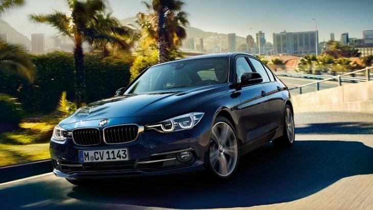 BMW 3 Series 2019 รถสปอร์ตซีดาน ทรงพลังด้วยเครื่องยนต์ BMW  TWIN POWER  TURBO  4  สูบ