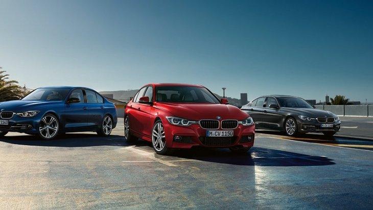 ราคา BMW 3 Series 2019 เริ่มต้นที่ 2,229,000 บาท