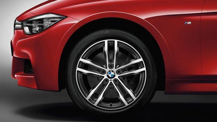 """BMW 3 Series 2019 สวยโดดเด่นสไตล์สปอร์ตด้วยล้ออัลลอยขนาด 18 """""""