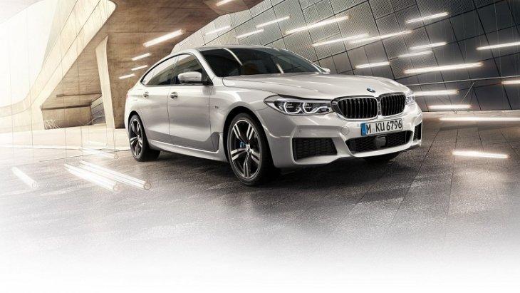 BMW 6 Series Gran Turismo มอบความแตกต่างทั้งการออกแบบที่ทันสมัยและการขับขี่ที่เหนือชั้น