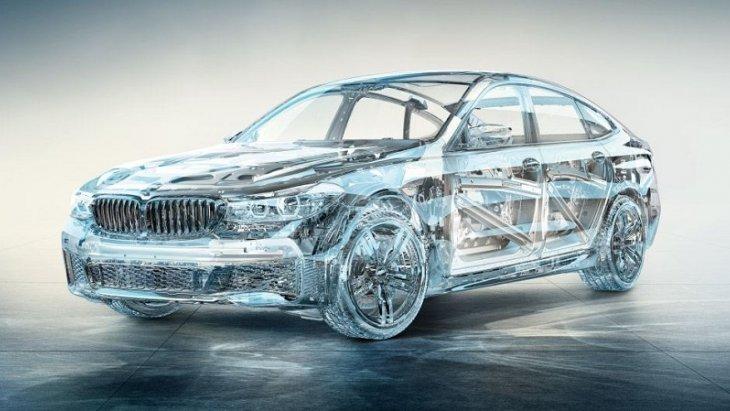 BMW EfficientLightweight เป็นโครงสร้างที่มีน้ำหนักเบาเพื่อช่วยให้การขับขี่มีประสิทธิภาพมากยิ่งขึ้น