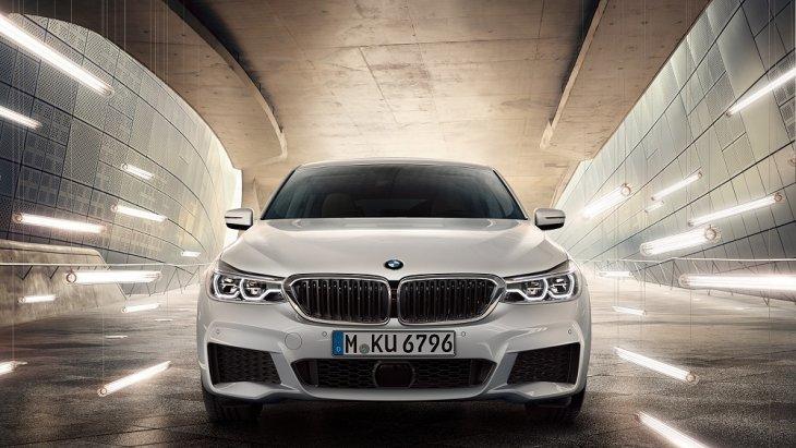 ราคา BMW 6 Series Gran Turismo เริ่มต้นที่ 4.699 ล้านบาท