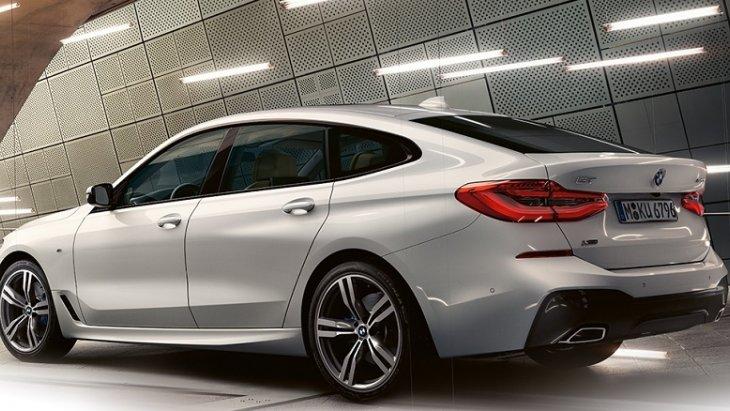BMW 6 Series Gran Turismo สวยโดดเด่นสะกดทุกสายตาในทุกมุมมอง