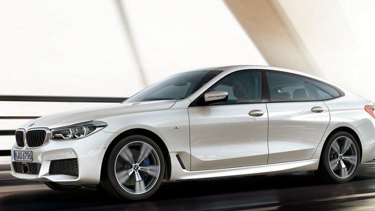BMW 6 Series Gran Turismo พร้อมพาคุณออกเดินทางด้วยการขับขี่ที่มีประสิทธิภาพจากโครงสร้างที่มีน้ำหนักเบา