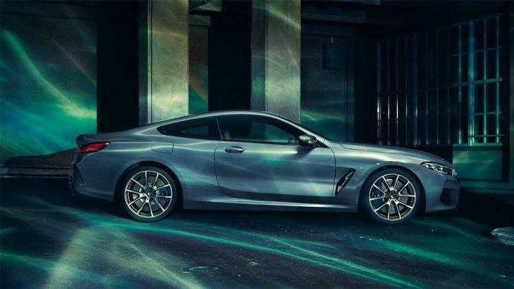 ราคา BMW 8 Series Coupé  เริ่มต้นที่ 12.96 ล้านบาท