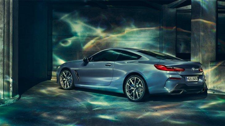 BMW 8 Series Coupé สวยเท่สไตล์สปอร์ต สะกดทุกสายตาในทุกมุมมอง