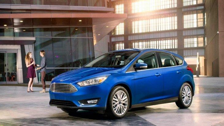 Ford Focus  มียอดขายสูสีคู่คี่กับ Qashqai กันมาแบบติดๆ ต่างกันเพียงแค่ 865 คันเท่านั้น