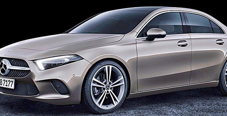 ล้อของ Mercedes Benz A-Class 2019 มีขนาดตั้งแต่ 16 – 19 นิ้ว