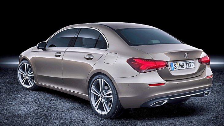 All-new Mercedes-Benz A-Class Sedan 2019 รุ่นพื้นฐาน อาจใกล้เคียง 2,000,000 บาท เพราะปัจจุบัน Mercedes-Benz C 220 d Avantgarde เริ่มต้นที่ 2,3490,000 บาทเท่านั้น