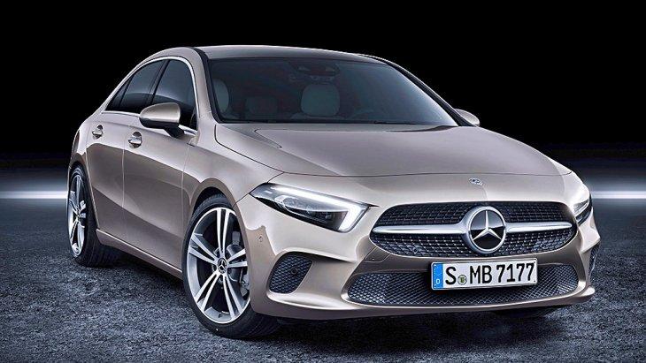 หลังจากที่ Mercedes-Benz ได้แนะนำ All-New Mercedes-Benz A-Class 2018 (W177) ตัวถัง 5 ประตู แฮตช์แบ็กให้ทั่วโลกได้ยลโฉมไปก่อนเมื่อช่วงต้นปีที่แล้ว จากนั้นตามด้วย All-new Mercedes-Benz A-Class L Sedan 2018 (Z177) ตัวถัง 4 ประตู ซีดาน