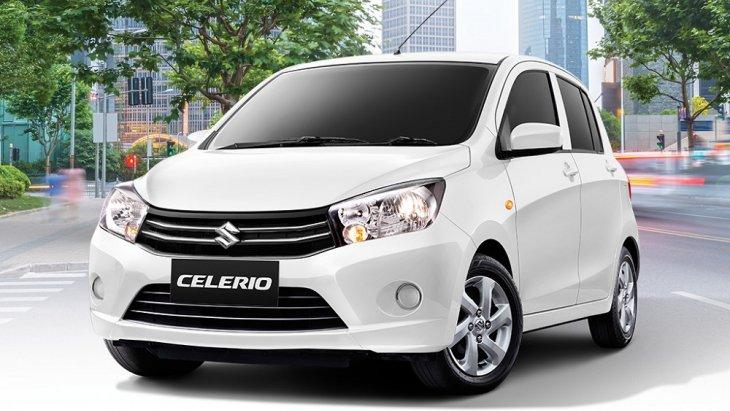 Suzuki Celerio 2018 รถเก๋งเฮคแบ็ค 5 ประตู ที่มาพร้อมกับความคุ้มค่าที่เกินตัว ดีไซน์สวยสะดุดตา ตอบโจทย์ได้ทุกความต้องการด้วยและพร้อมพาคุณไปได้ในทุกเส้นทาง  ราคา Suzuki Celerio 2018 เริ่มต้นที่ 363,000 บาท